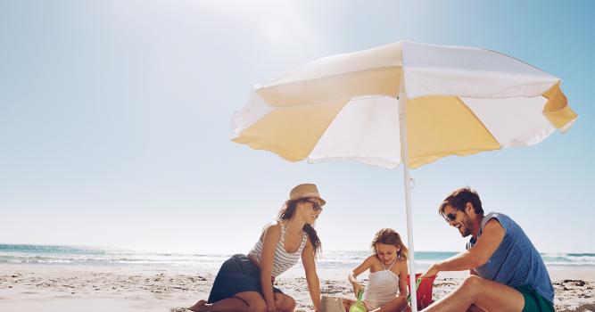 5 consejos para protegerte del sol en verano