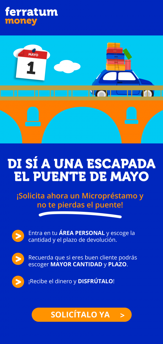 Día del trabajador (Puente de Mayo)
