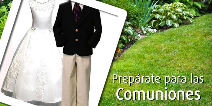 Ferratum te ofrece préstamos para poder afrontar la comunión de forma sencilla, simple y sin preocupaciones.